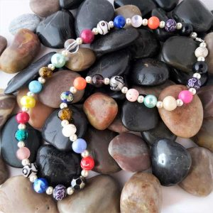 Colourful Bead Necklace
