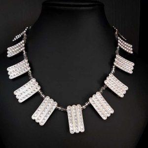 Diamante Evening Necklace