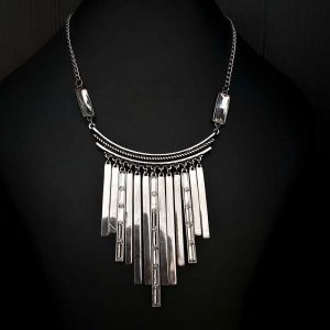 Cascading Necklace